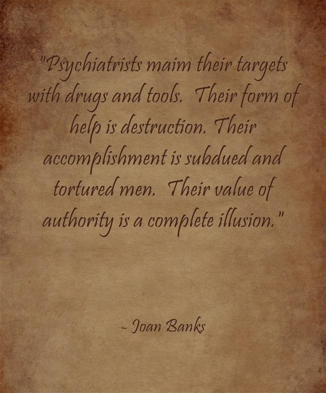 Psychiatrists-maim-their