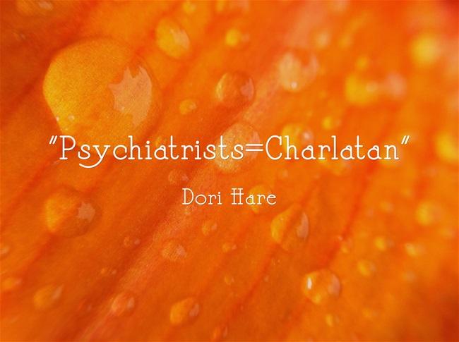 PsychiatristsCharlatan