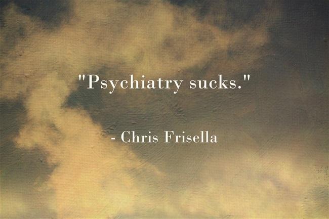 Psychiatry-sucks
