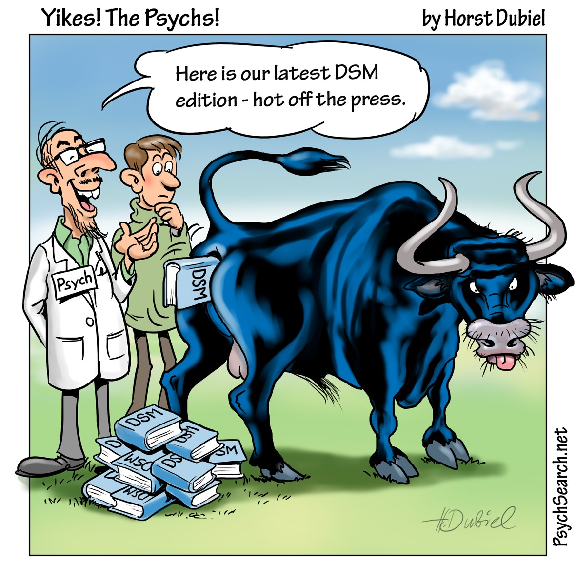 Bull-Shit-DSM