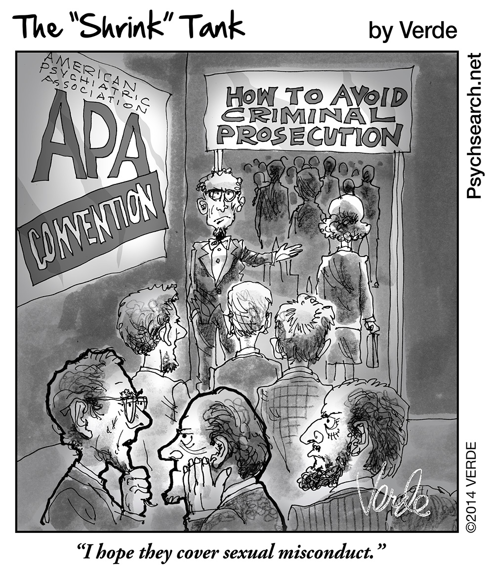 APA CONVENTION