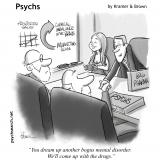 BIG PHARMA AND PSYCHS