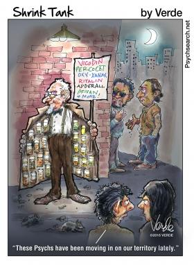 DRUG PUSHER