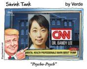Psychiatrist Bandy Lee