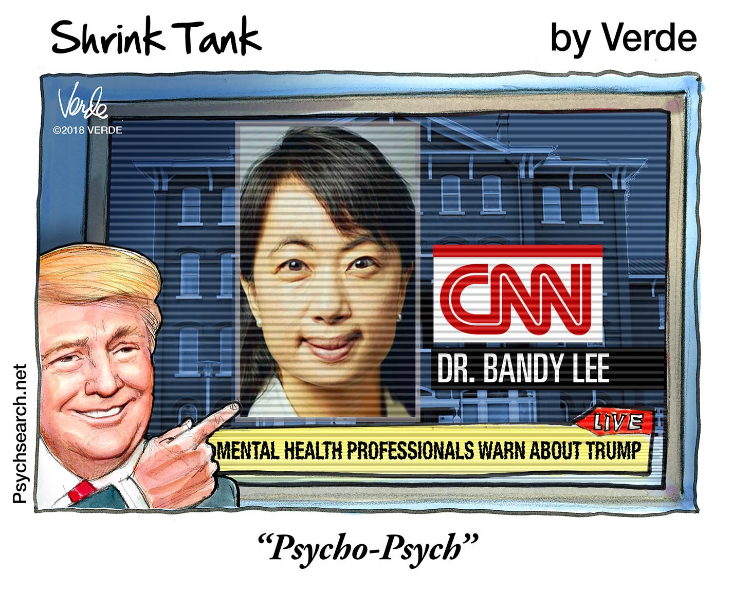 Psychiatrist Bandy Lee