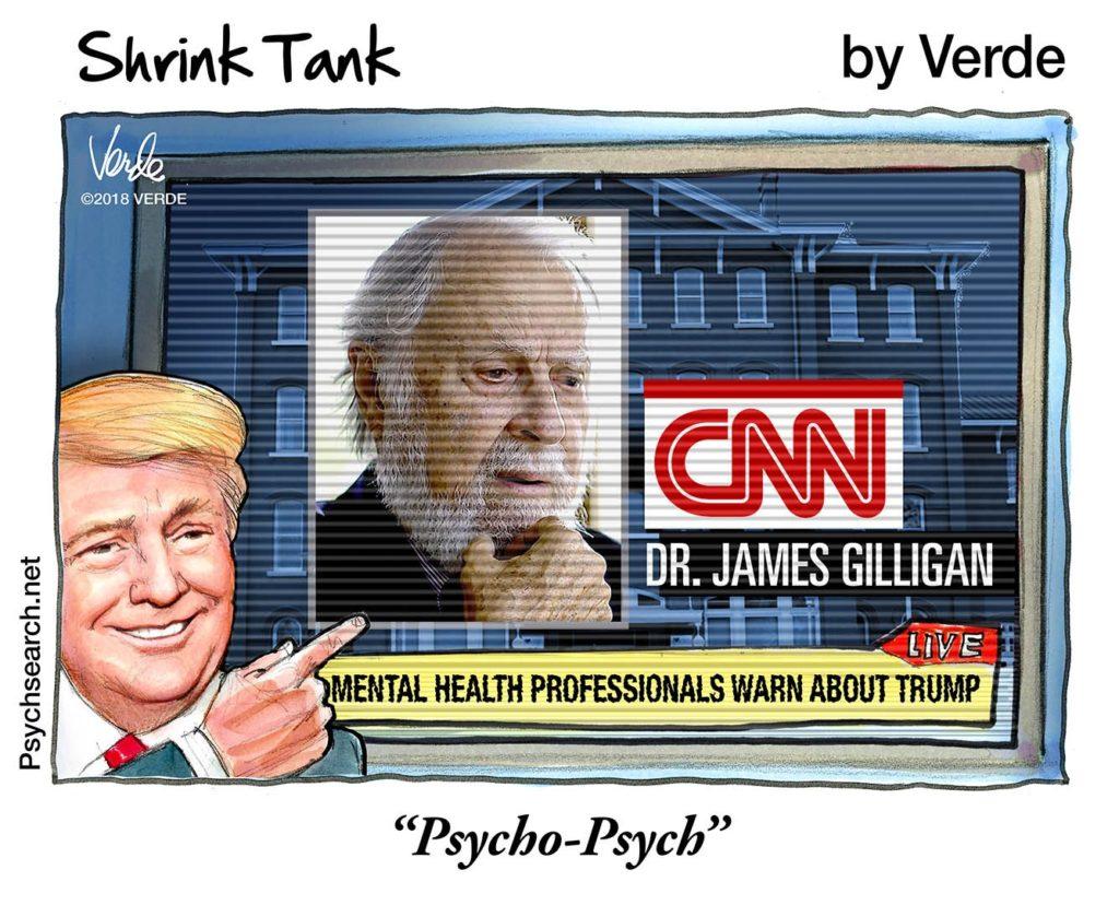 Psychiatrist James Gilligan