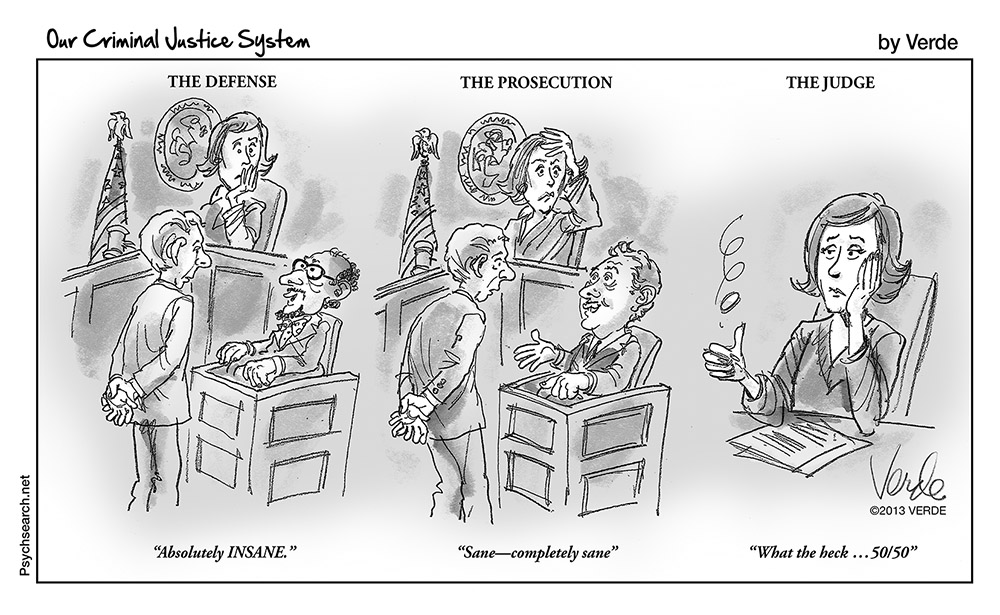 Our Criminal Justice System Sep -2013