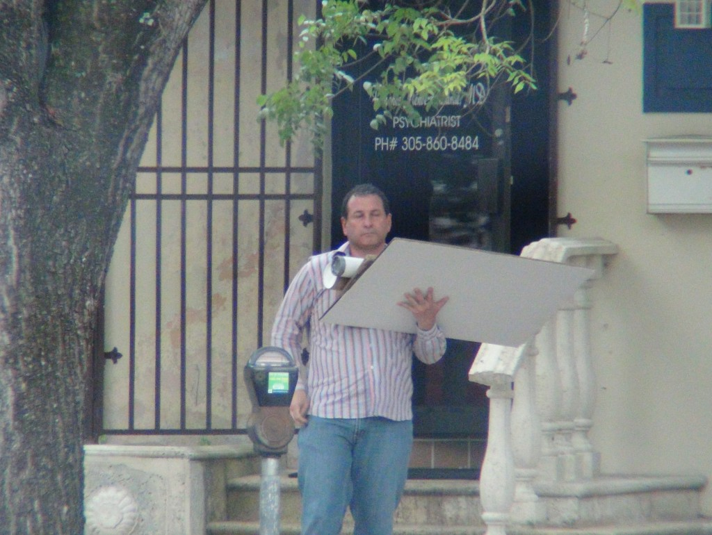 Psychiatrist Fernando Mendez-Villamil