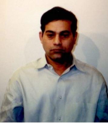 Psychiatrist Surendra Chaganti